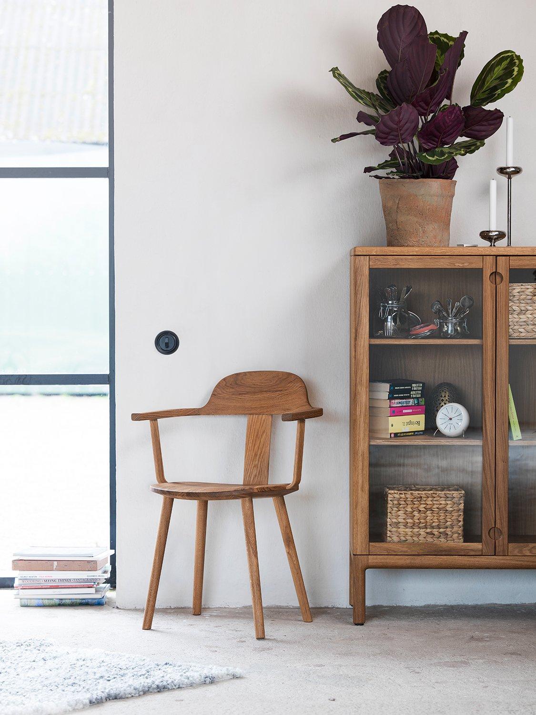 Sture karmstol ek Stolab Köp hos Vision of Home se Design med Fri Frakt