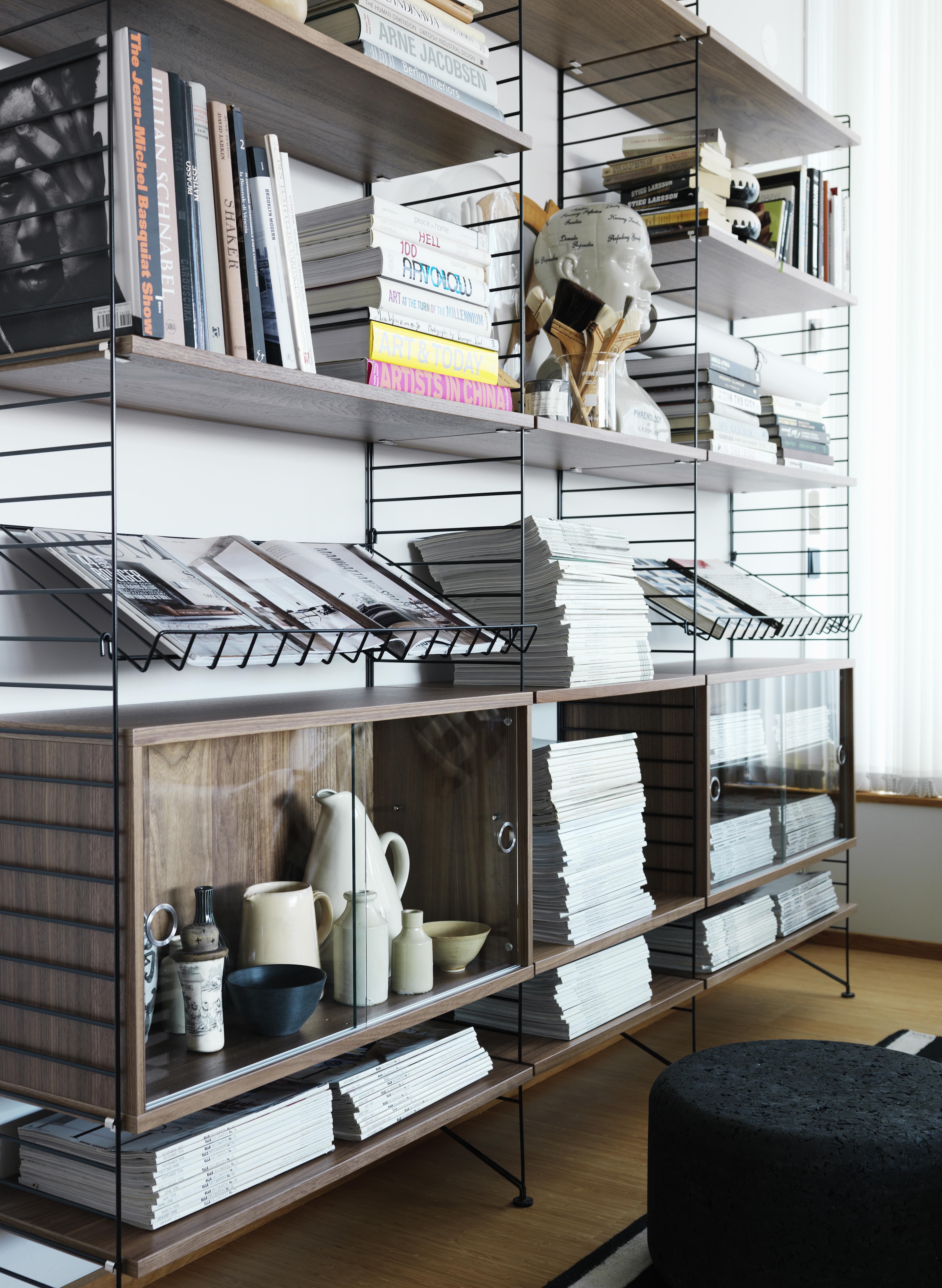 String vitrinskåp   köp hos vision of home.se