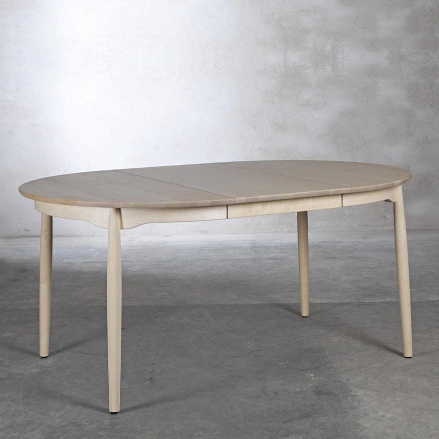 runt utdragbart bord