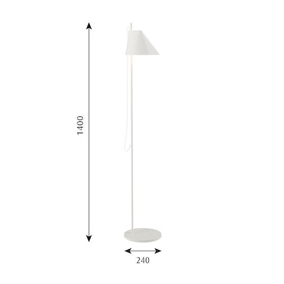 Yuh Golvslampa Louis Poulsen Köp hos Vision of Home se Design med Fri Frakt