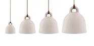 Bell Lamp Pendel Sand