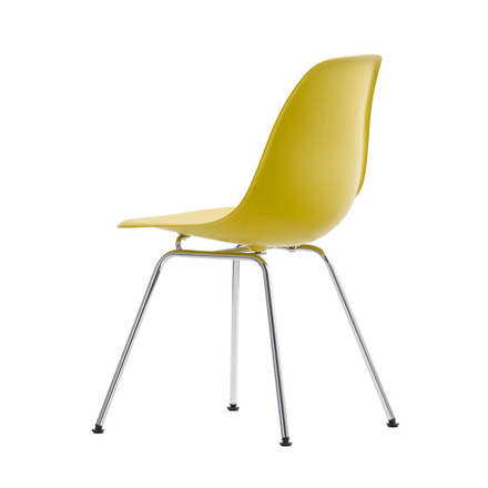 Eames Plastic Side Chair DSX