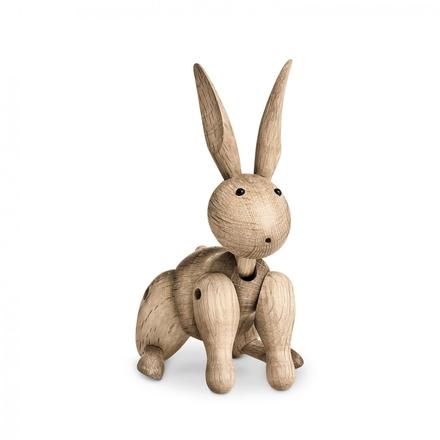 Kanin träfigur