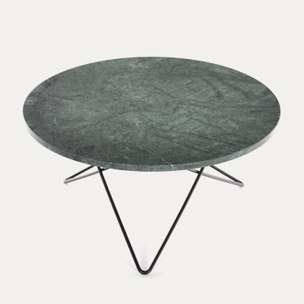 O Table Soffbord Marmor
