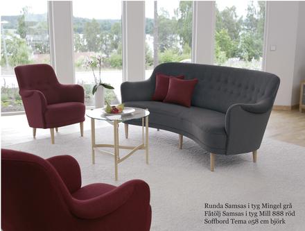 Runda Samsas soffa