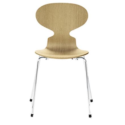Myran 3101 stol fyra ben träfanér