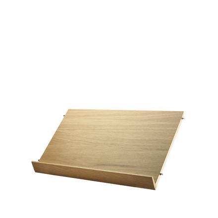 String tidskriftshylla trä 58x30 cm