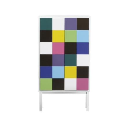 Collect skåp multicolour