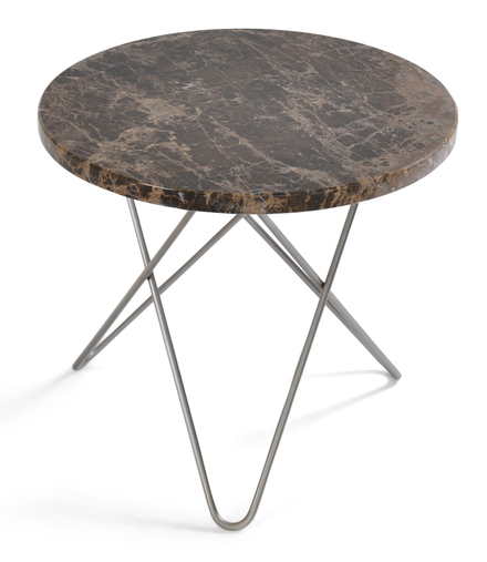 Mini O Table Marmor