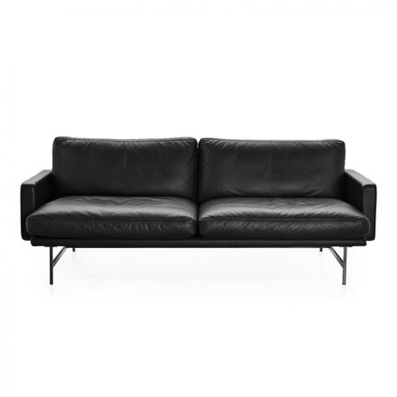 Lissoni PL112 2-sits soffa