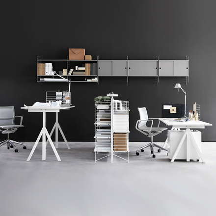 String Skrivbordslåda
