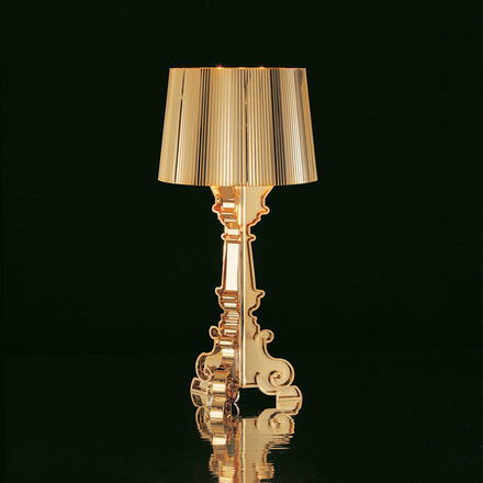 Bourgie gold bordlampa