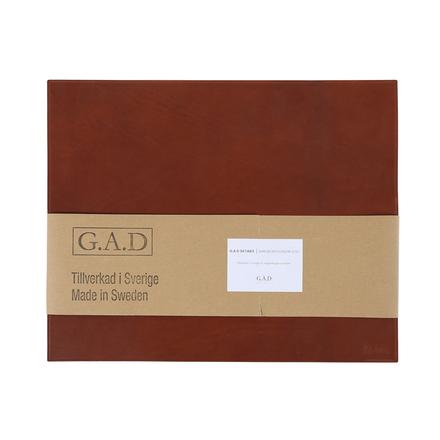 Skrivbordsunderlägg läder G.A.D