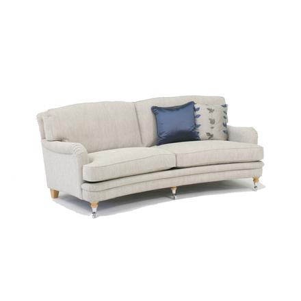 Norell Julia howard svängd soffa
