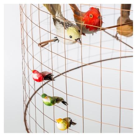 Fågellampa Voliere Haute 33 cm