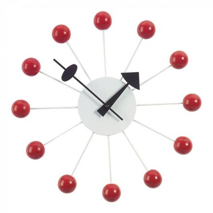 Ball Clock Väggklocka