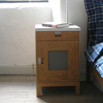 Karlsö sängbord