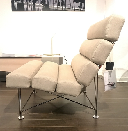 Spider Chair Flax linne