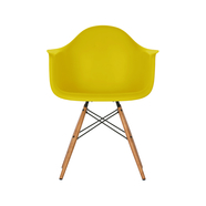 Eames Plastic Side Chair DAW stol