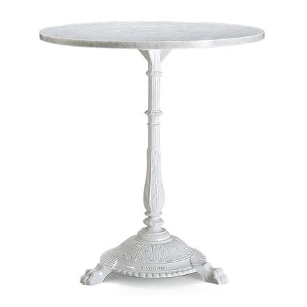 Classic cafébord marmor