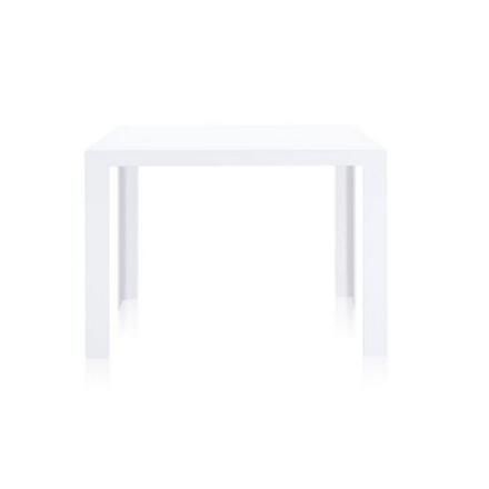 Invisible matbord 100x100cm