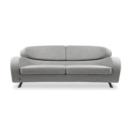 Stream soffa 2,5-sits Brunstad