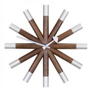 Wheel Clock Väggklocka