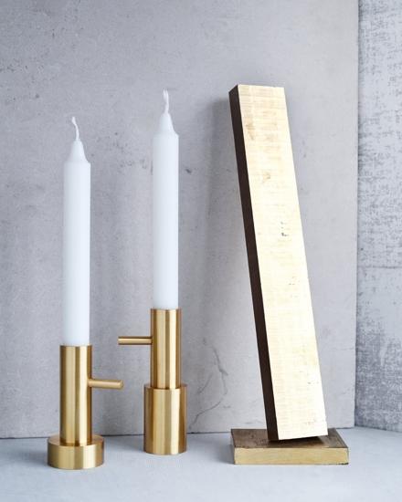 Candlestick Single ljusstake