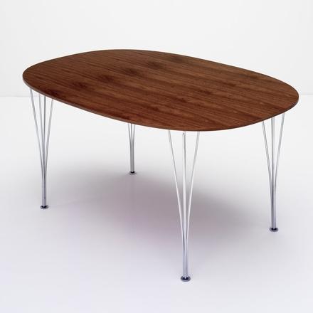 Superellips B616 matbord 170x100 cm
