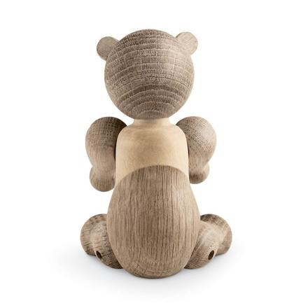 Björn träfigur