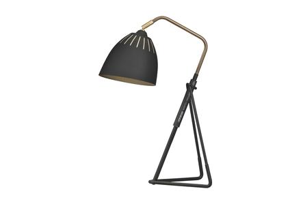 Lean Bordslampa Svart