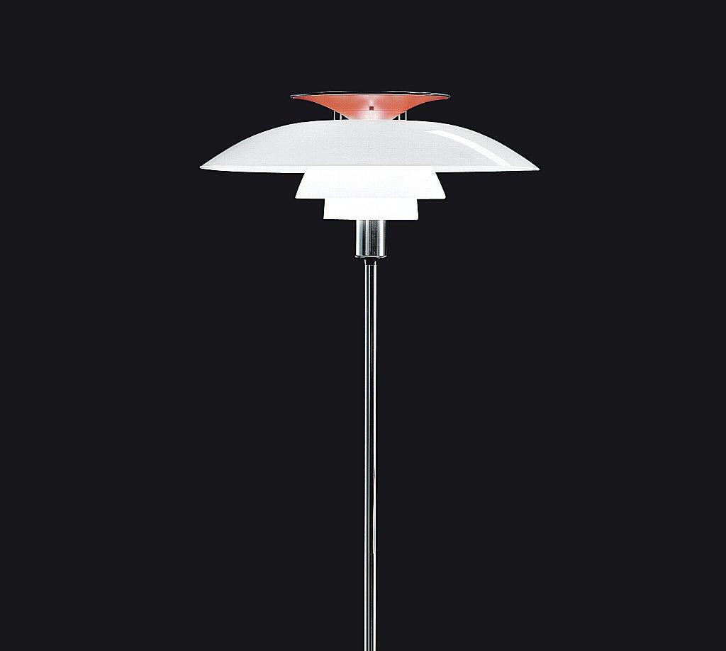 PH 80 golvlampa Louis Poulsen Köp hos Vision of Home se Design med Fri Frakt